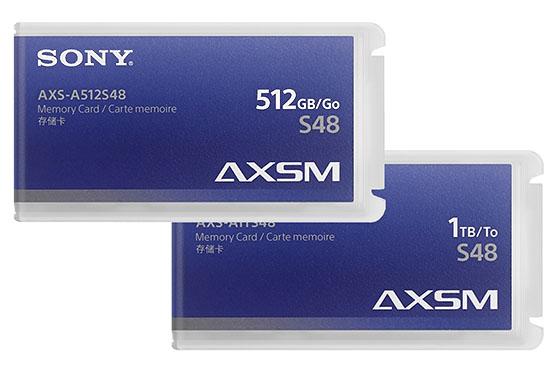 Sony AXS AXS-A512S48 AXS-A1TS48