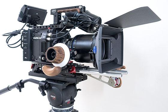 Cartoni Focus HD