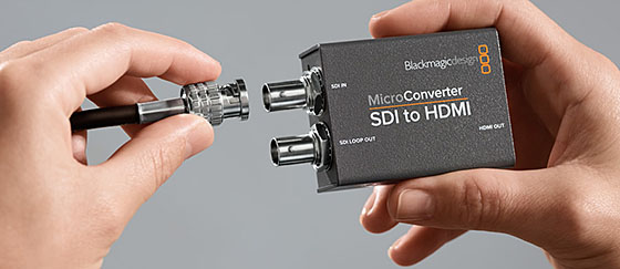 Blackmagic Micro Converter