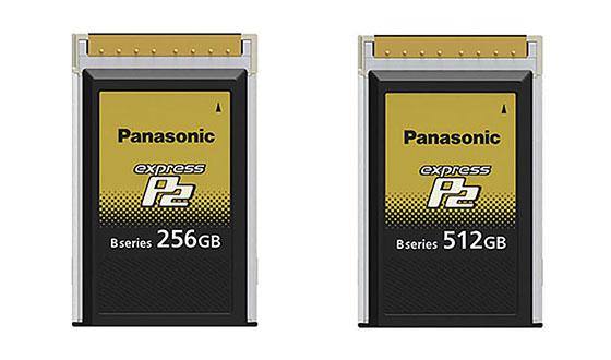 Panasonic VariCam expressP2 Series B