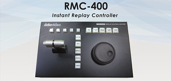 Datavideo RMC-400 Instant Replay Controller