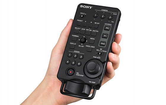 Sony RM-30BP Remote Control