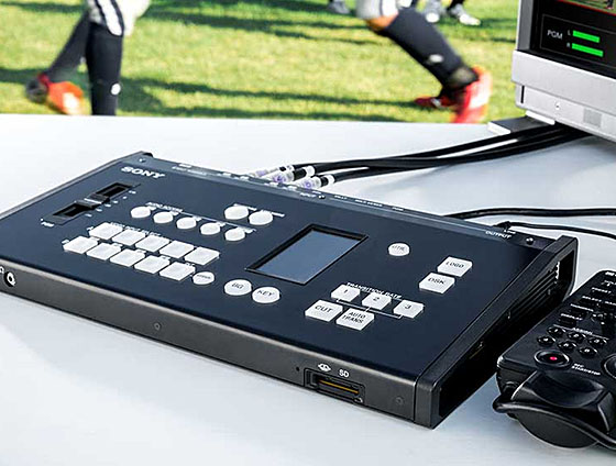 Sony MCX-500 Portable HD Switcher