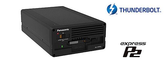 Panasonic AU-XPD3