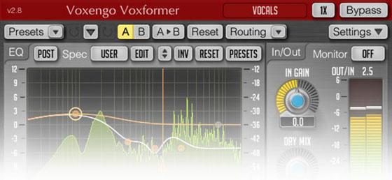 Voxengo Voxformer