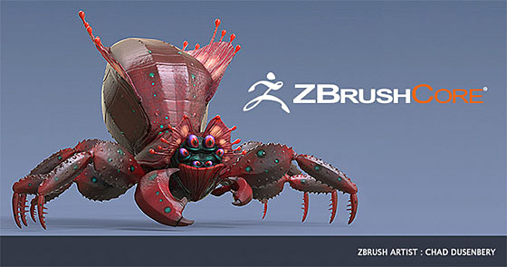 Pixologic ZBrushCore