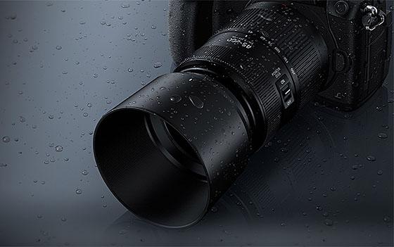 LUMIX G VARIO 45-200mm / F4.0-5.6 II / POWER O.I.S. (H-FSA45200) 2017