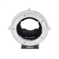 Canon EF-E-mount T Smart Adapter/Speed Booster