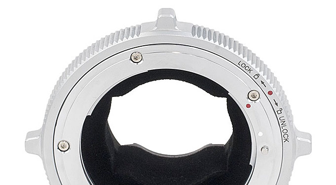 Metabones Canon EF-E mount T CINE Speed Booster ULTRA CINE Smart Adapter 2017