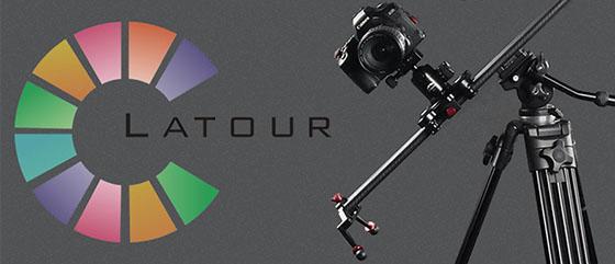 Latour Portable Slider GT-Q80 GT-Q120