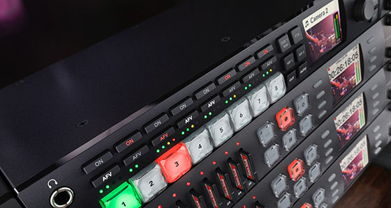 Blackmagic Design ATEM Television Studio HD