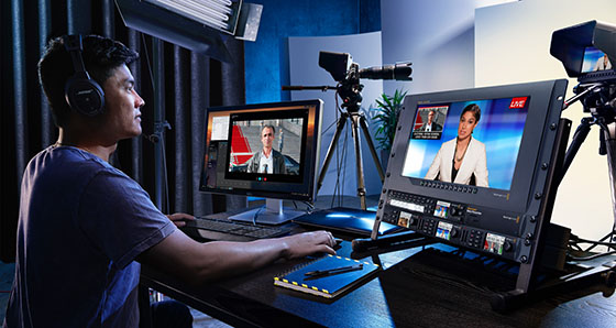 Blackmagic Design Blackmagic Web Presenter