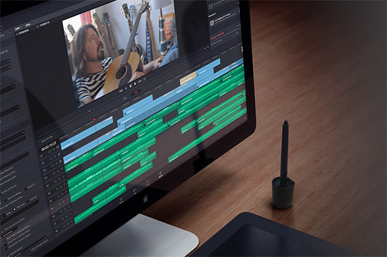 Blackmagic DaVinci Resolve Studio 12