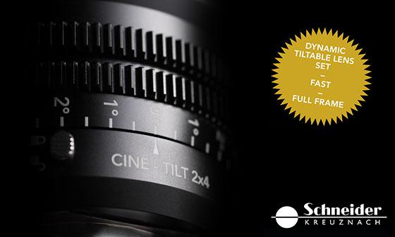 Schneider-Kreuznach Xenon FF-Prime Cine-Tilt