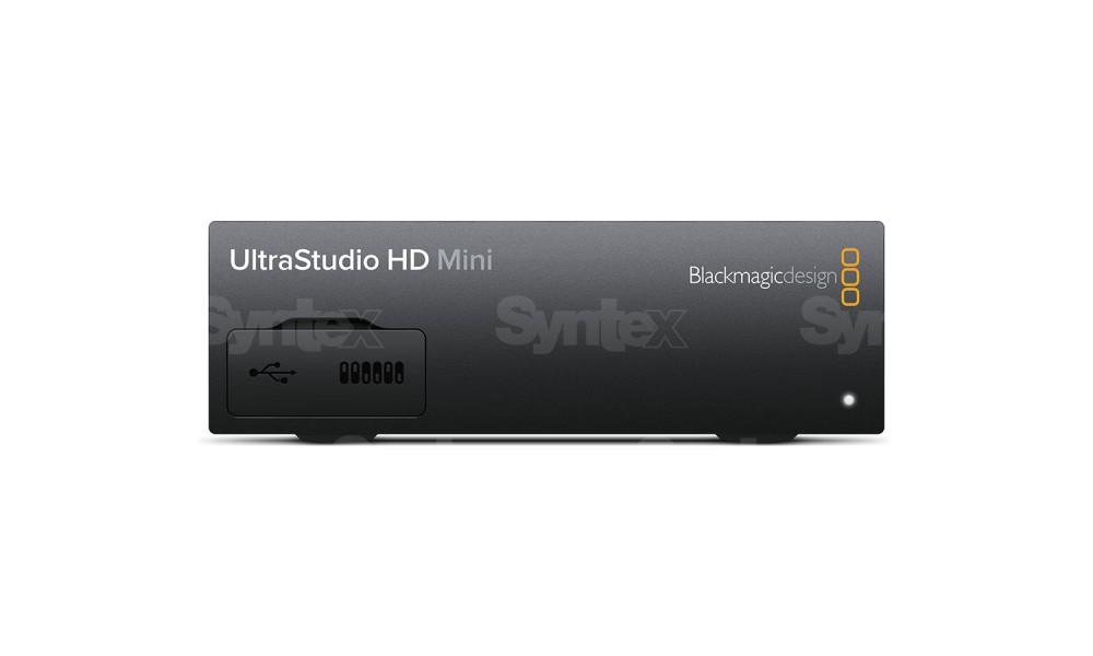 Blackmagic Design Ultrastudio Hd Mini Sdi Střihov 233