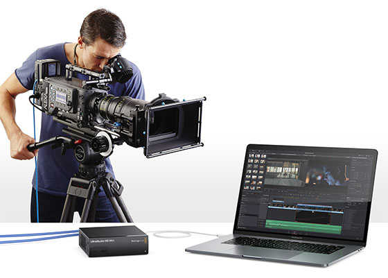 Blackmagic Design UltraStudio HD Mini Thunderbolt 3