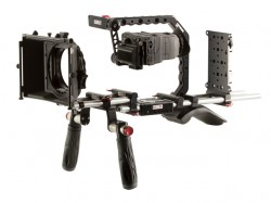 Panasonic GH4 Bundle With Anton Bauer Plate