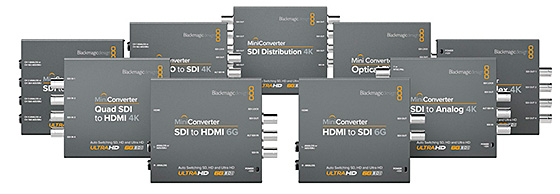 Blackmagic Design Mini Converter HDMI SDI 6G 6G-SDI