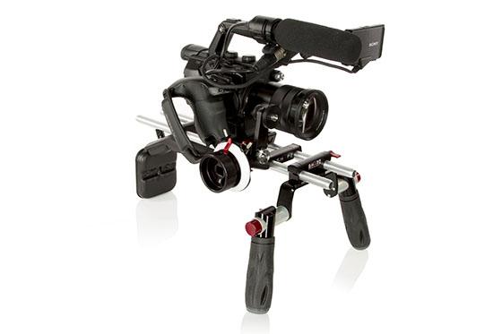 SHAPE Sony PXW-FS5