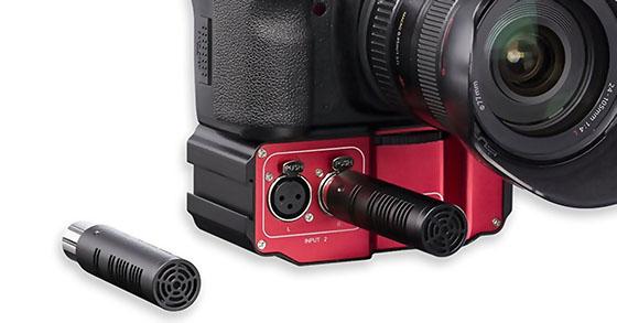 SR-AXM3 Shotgun Microphones Capsules