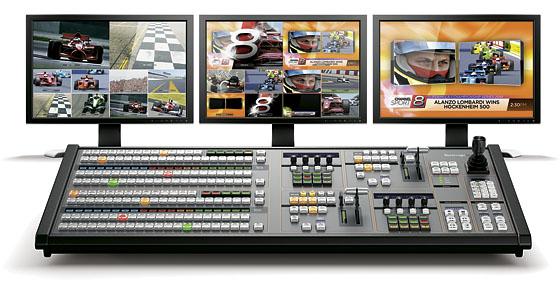 Blackmagic Design ATEM 2 M/E Broadcast Panel