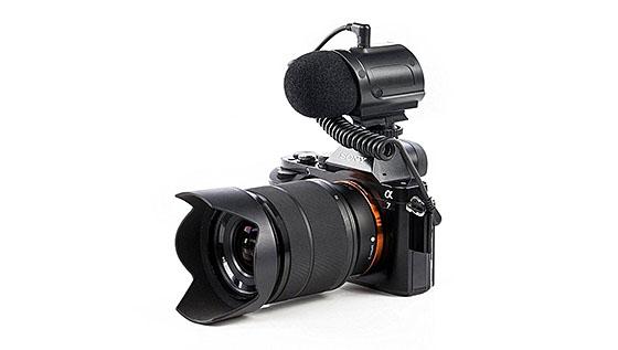 Saramonic SR-PMIC2 Mini Stereo Microphone mikrofon