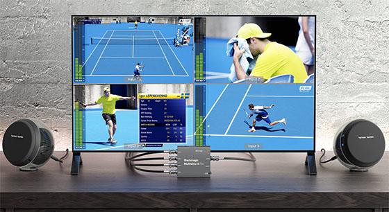 Blackmagic Design Blackmagic MultiView 4 HD