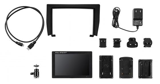 "AVTec XFS070SDI 7"" Full HD SDI Assistant  Monitor"