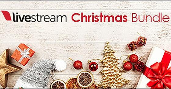 Livestream Christmas Bundle 2018