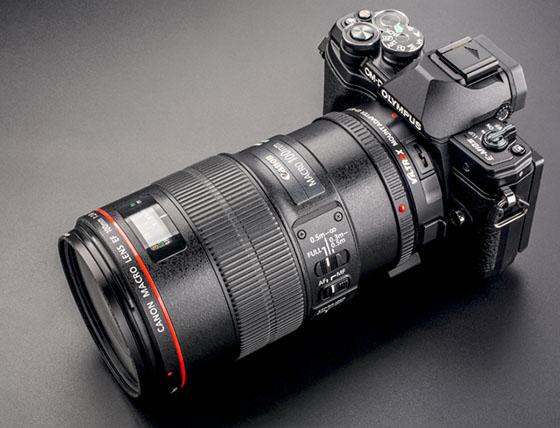 Viltrox EF-M2 II (MFT – Canon EF Speed Booster 0.71x)