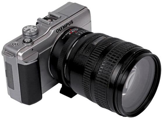 NF-M43  (MFT – Nikon F/D/G)