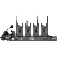 Syscom 1000T Full Duplex Intercom System