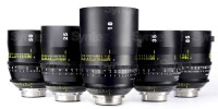 T1.5 Cinema Prime Lenses