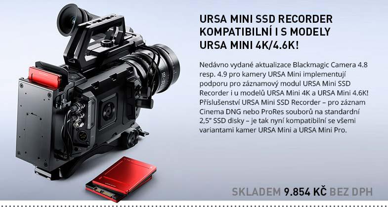 URSA MiniSSD Recorder