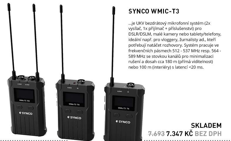 SYNCO WMIC-T3