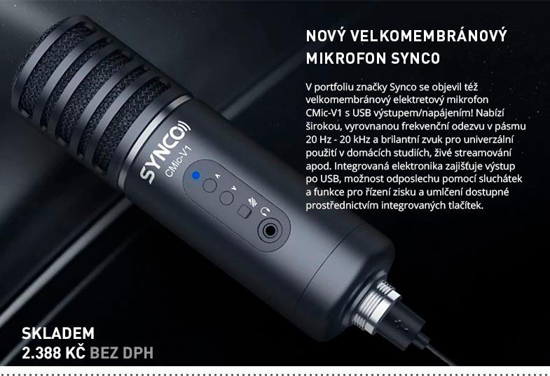 SYNCO CMIC-V1