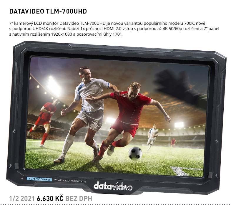 DATAVIDEO TLM-700UHD