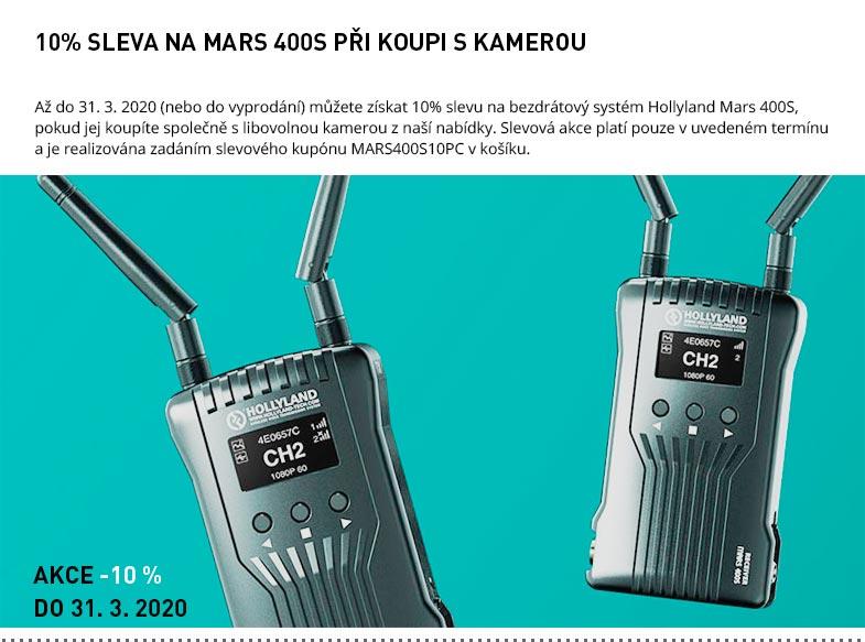 10 PC SLEVA NA MARS 400S