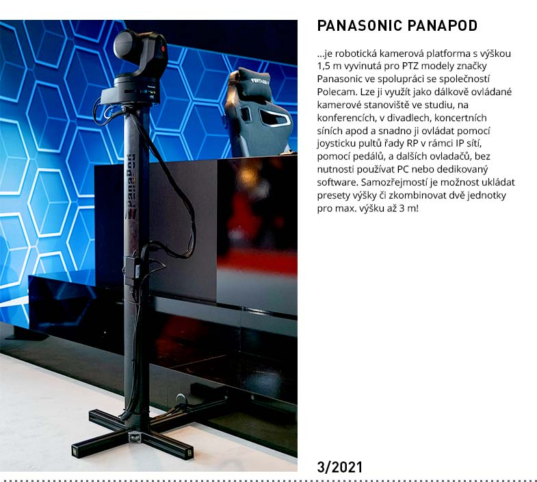 PANASONIC PANAPOD