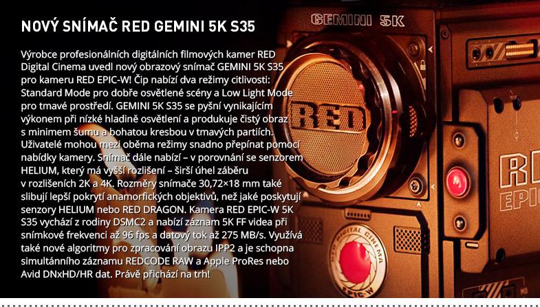 RED EPIC-W 5K S35 GEMINI