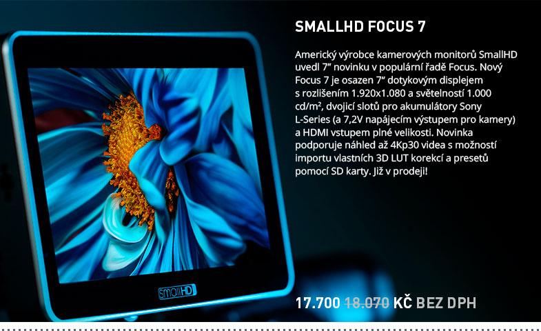 SMALLHD FOCUS 7