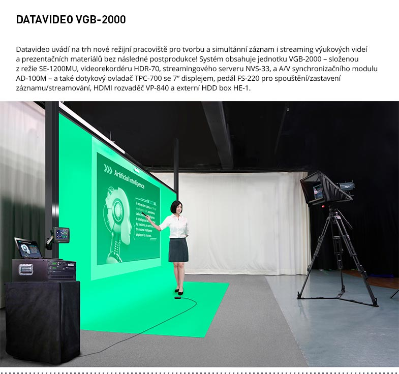 DATAVIDEO VGB-2000