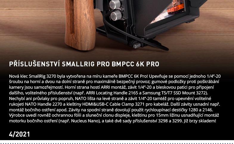 SMALLRIG PRO BMPCC 6K PRO