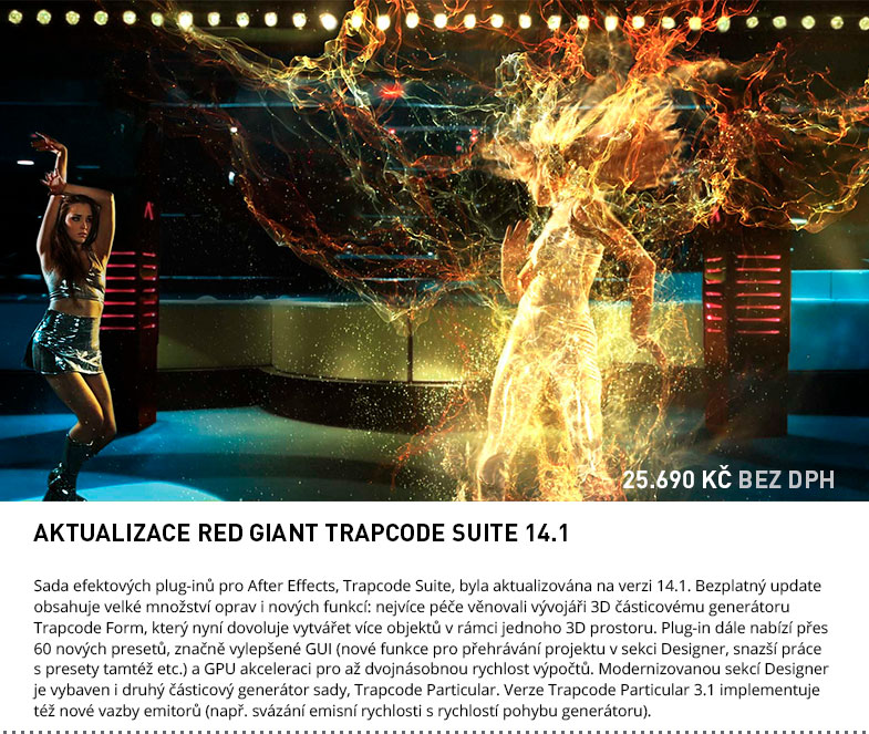RED GIANT TRAPCODE SUITE 14.1