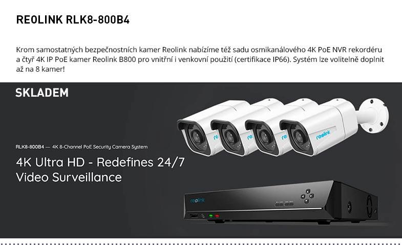 REOLINK RLK8-800B4