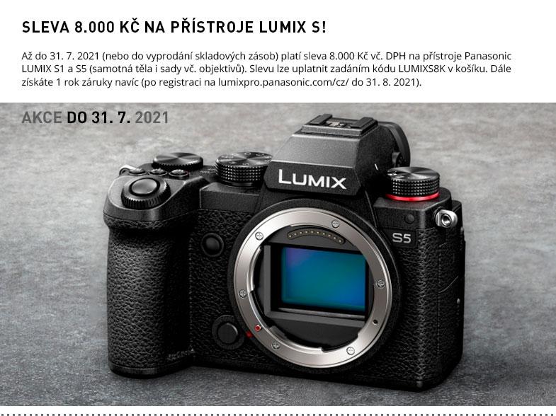 SLEVA 8000 KC NA LUMIX S