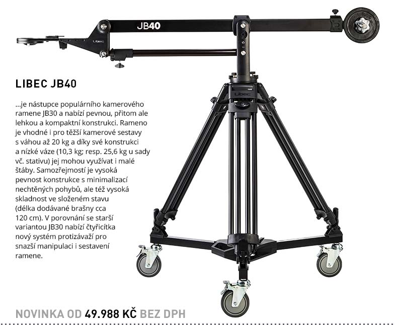 LIBEC JB40