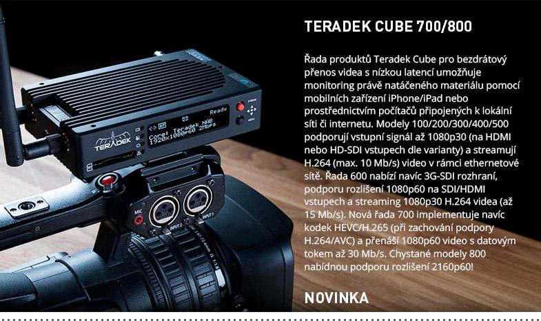 TERADEK CUBE 700/800