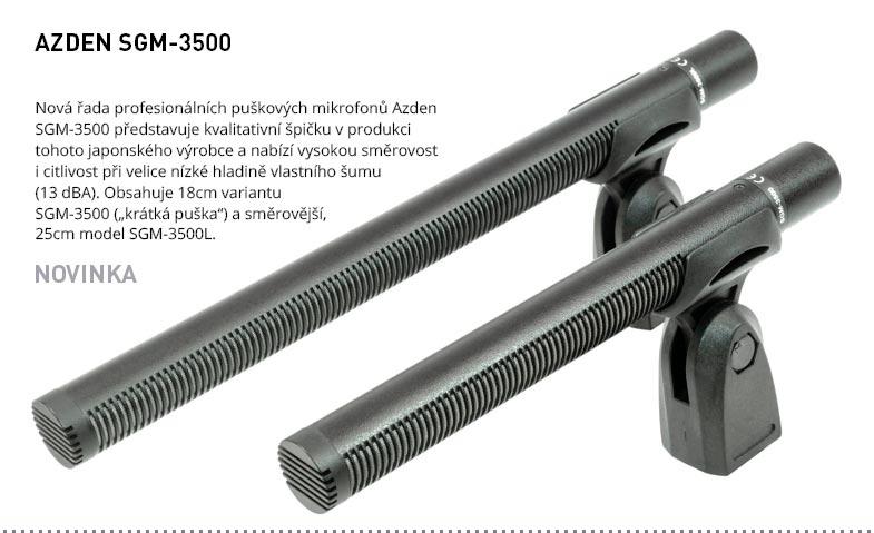 AZDEN SGM-3500