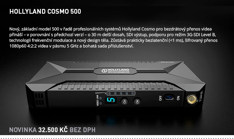 HOLLYLAND COSMO 500